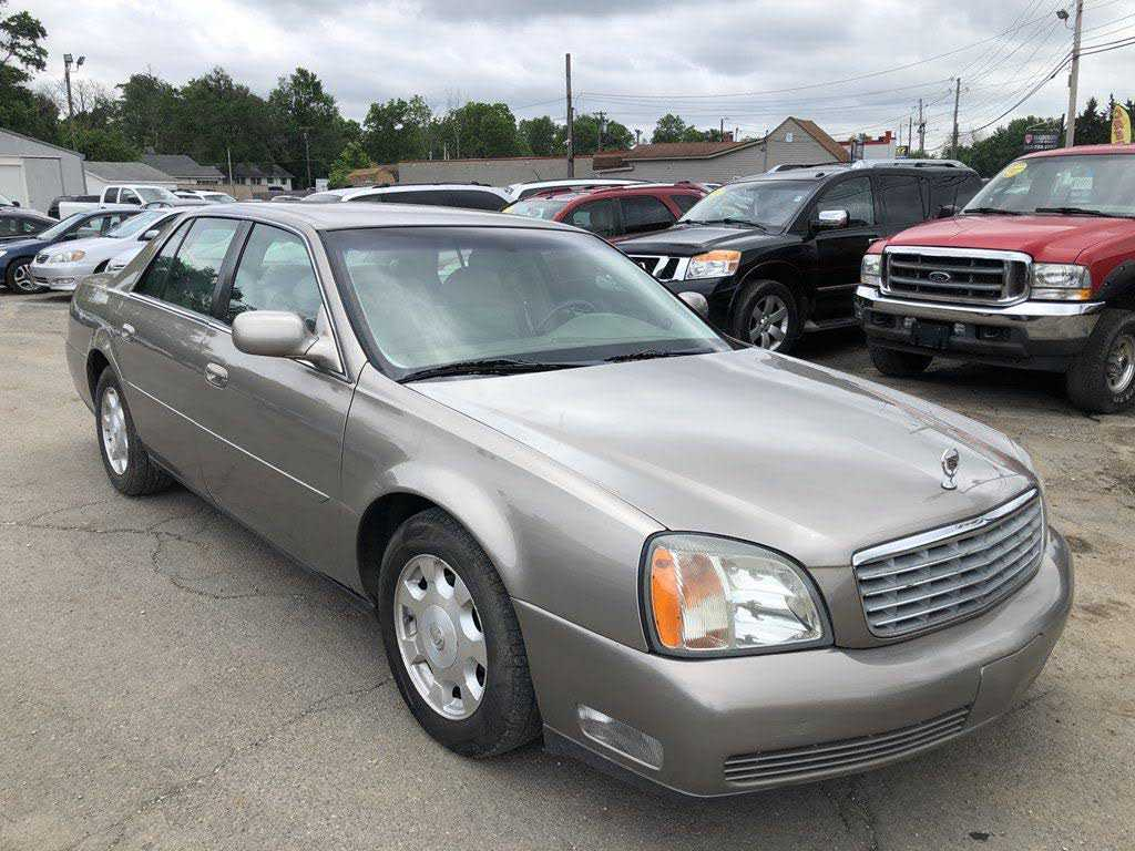 Cadillac De Ville 2002 $2995.00 incacar.com
