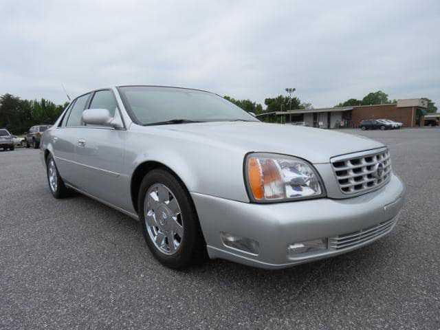 Cadillac De Ville 2002 $5950.00 incacar.com