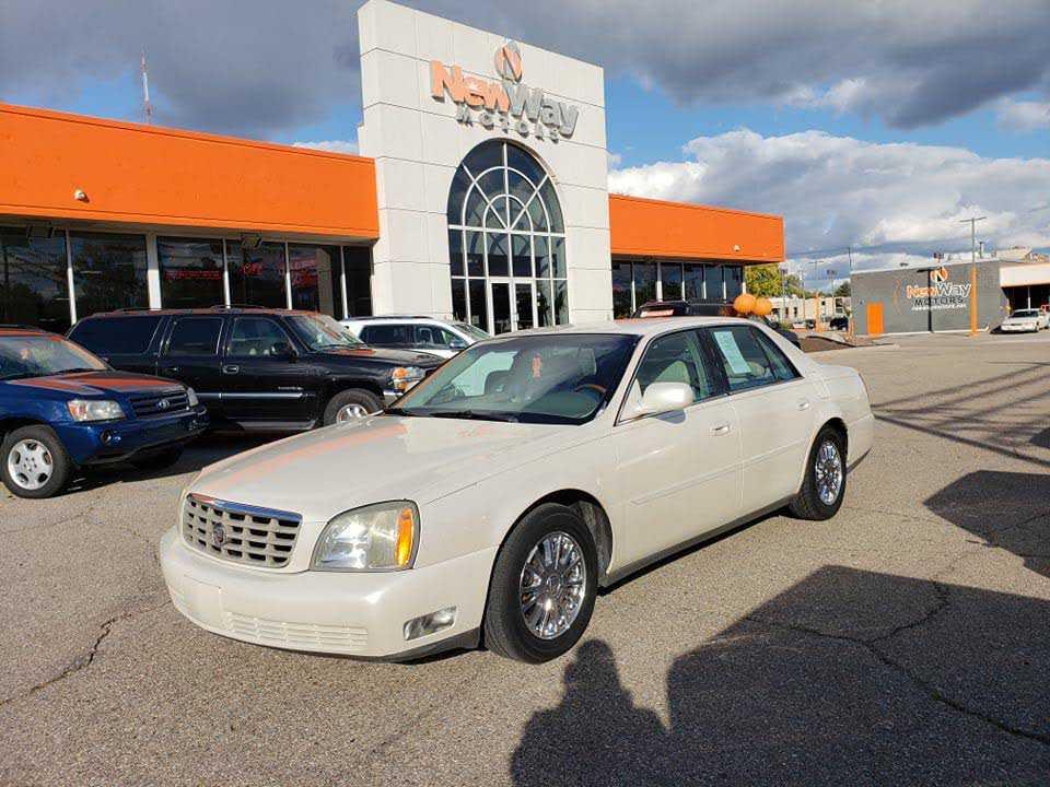 Cadillac De Ville 2003 $2995.00 incacar.com