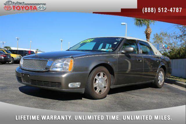 Cadillac De Ville 2003 $4977.00 incacar.com