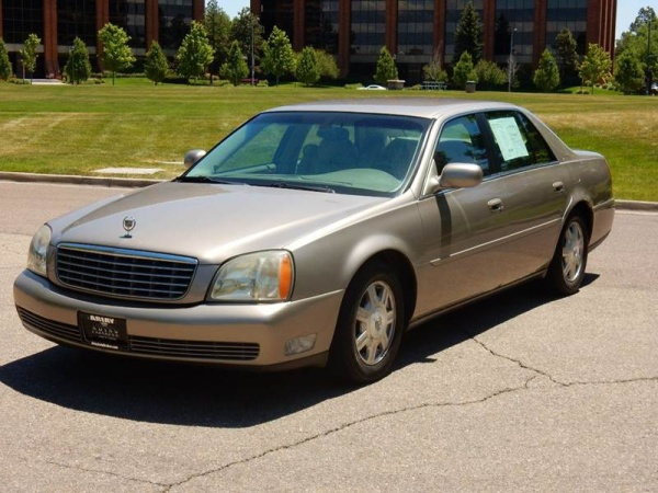 Cadillac De Ville 2003 $4495.00 incacar.com