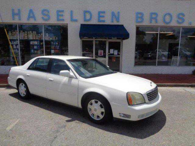 Cadillac De Ville 2003 $3995.00 incacar.com