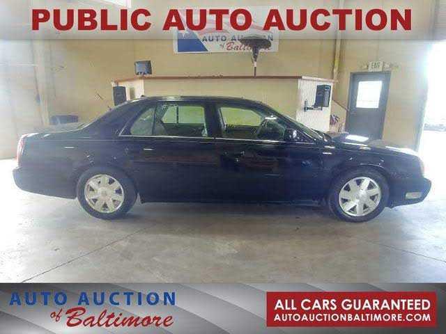 Cadillac De Ville 2003 $1800.00 incacar.com