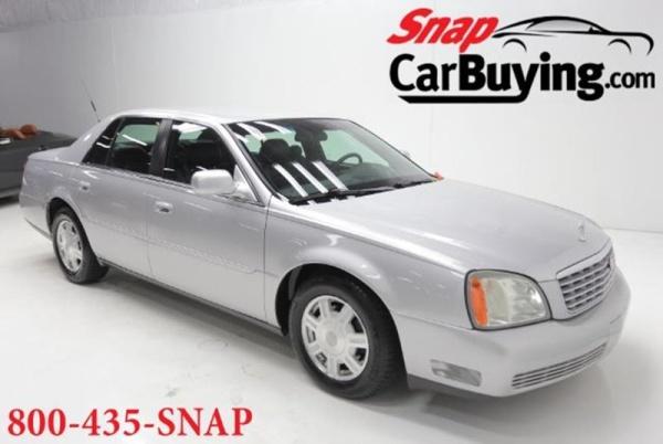 Cadillac De Ville 2003 $7995.00 incacar.com