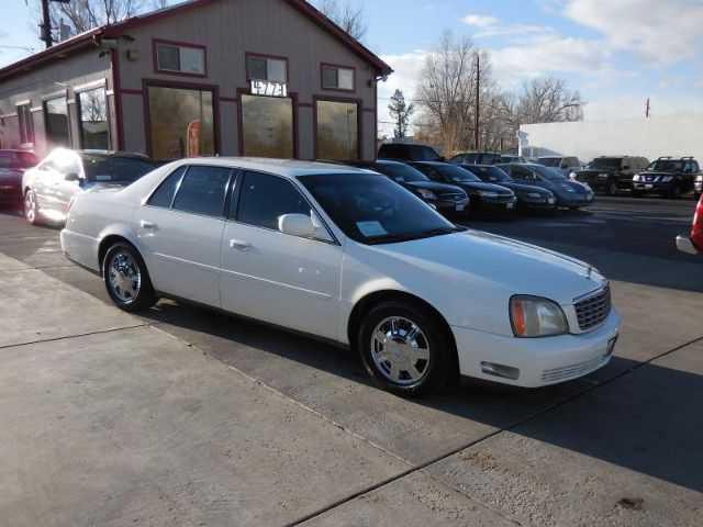 Cadillac De Ville 2004 $4995.00 incacar.com