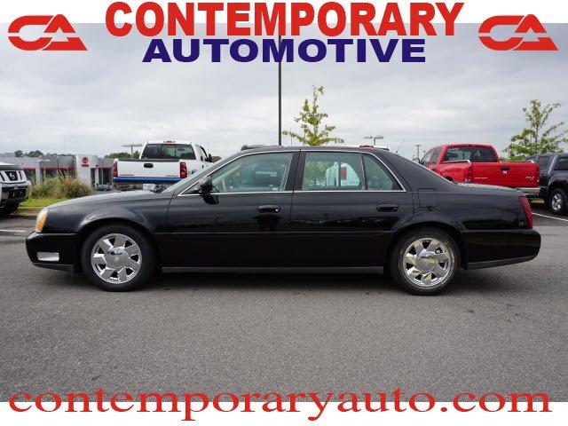 Cadillac De Ville 2004 $4277.00 incacar.com