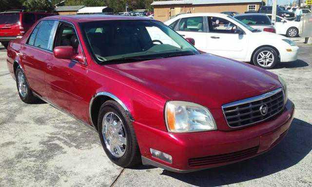 Cadillac De Ville 2004 $1500.00 incacar.com