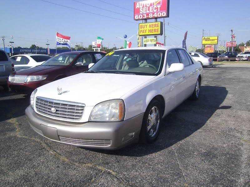 Cadillac De Ville 2004 $1950.00 incacar.com