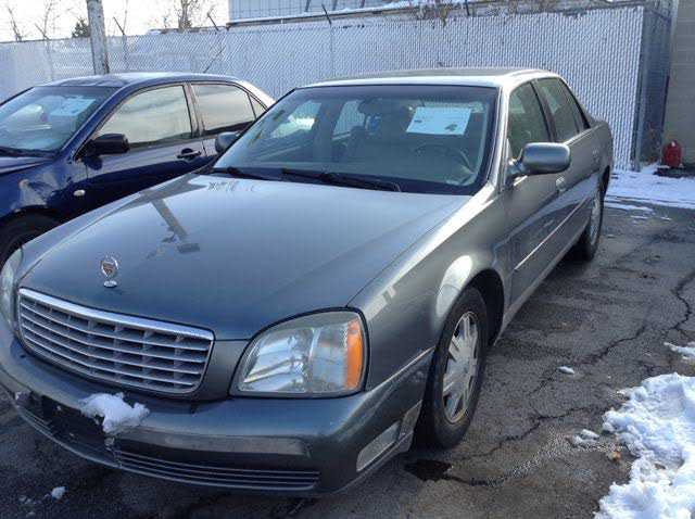 Cadillac De Ville 2004 $1200.00 incacar.com