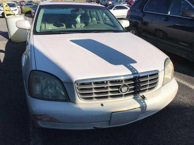 Cadillac De Ville 2004 $1499.00 incacar.com