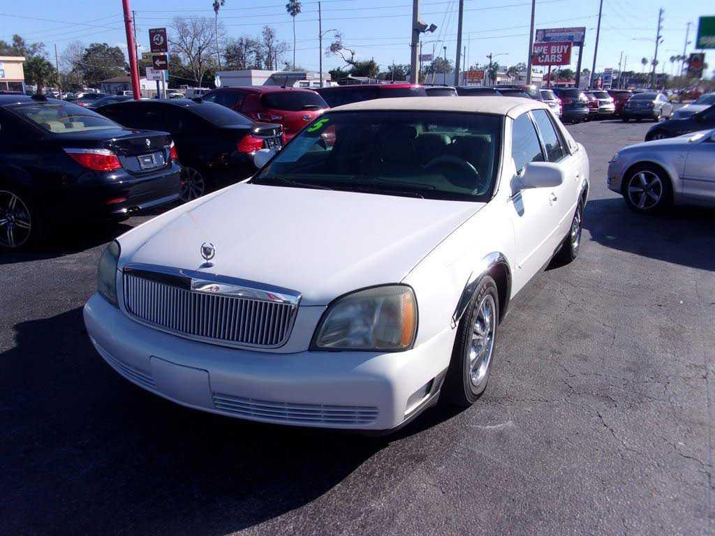 Cadillac De Ville 2005 $1990.00 incacar.com
