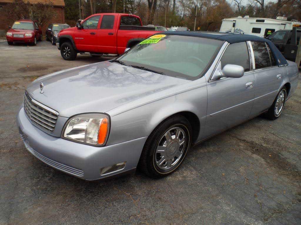 Cadillac De Ville 2005 $4595.00 incacar.com