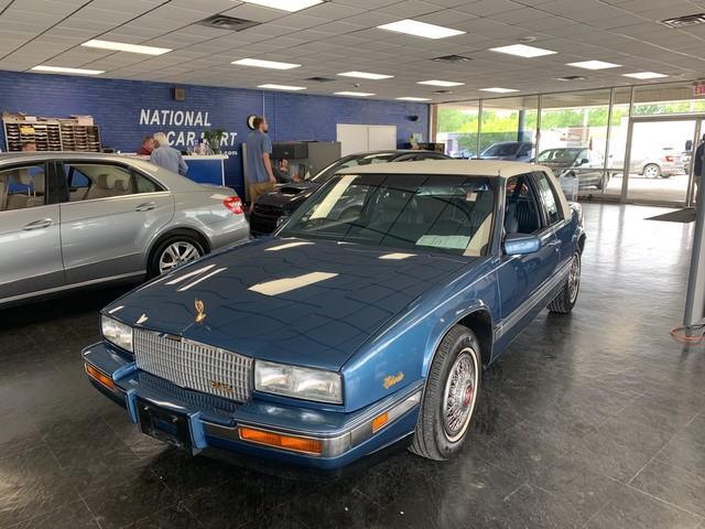 Cadillac Eldorado 1987 $8200.00 incacar.com