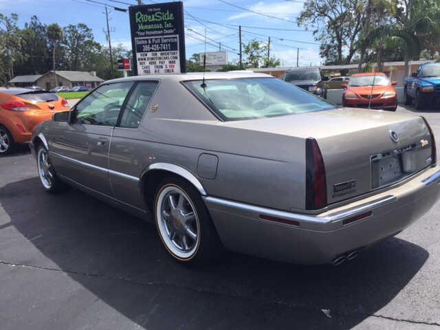 Cadillac Eldorado 2000 $4999.00 incacar.com
