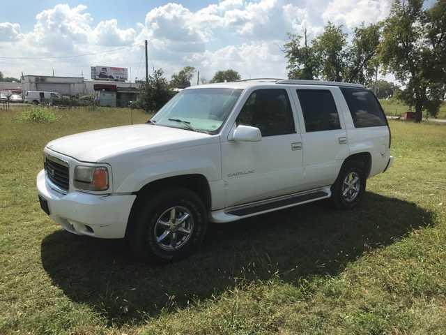 Cadillac Escalade 2000 $4900.00 incacar.com