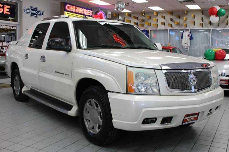 Cadillac Escalade 2003 $10850.00 incacar.com