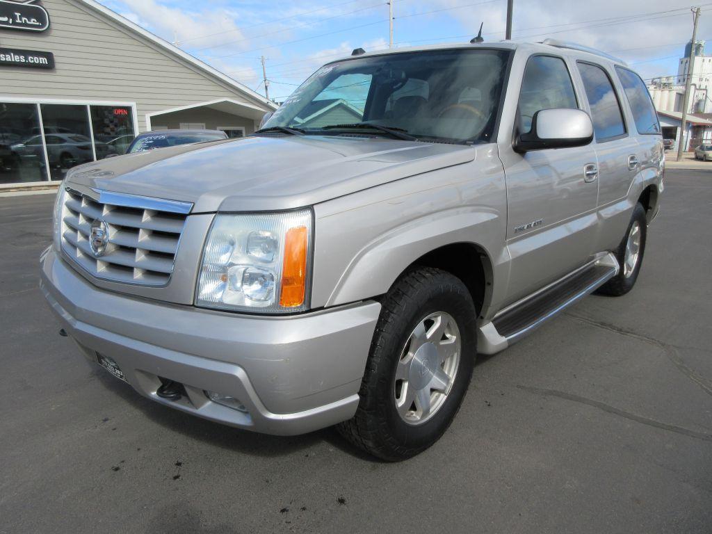 Cadillac Escalade 2004 $7995.00 incacar.com