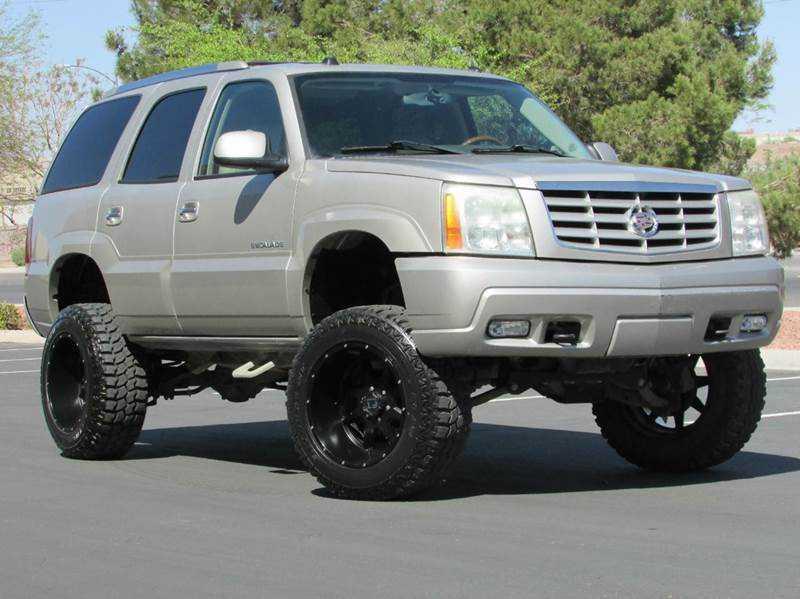 Cadillac Escalade 2004 $8995.00 incacar.com