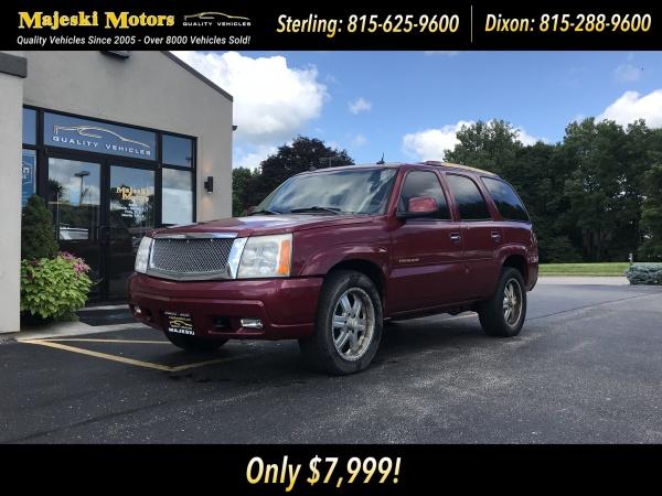 Cadillac Escalade 2005 $7999.00 incacar.com