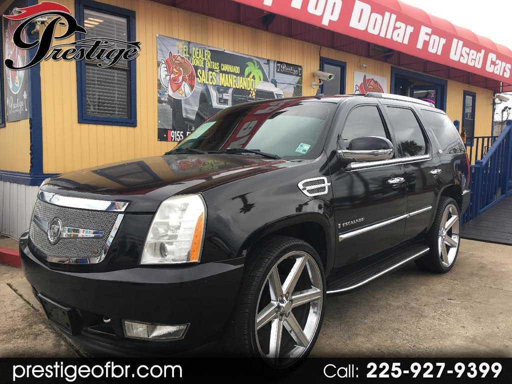 Cadillac Escalade 2008 $16995.00 incacar.com