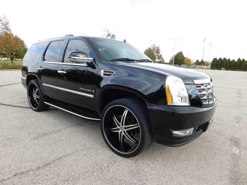 Cadillac Escalade 2009 $20495.00 incacar.com