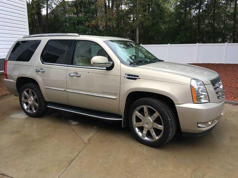 Cadillac Escalade 2012 $25999.00 incacar.com