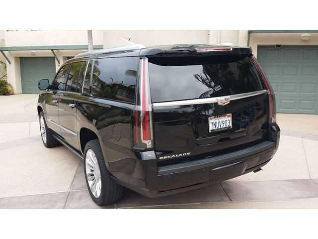 used Cadillac Escalade 2016 vin: 1GYS4KKJ7GR129108