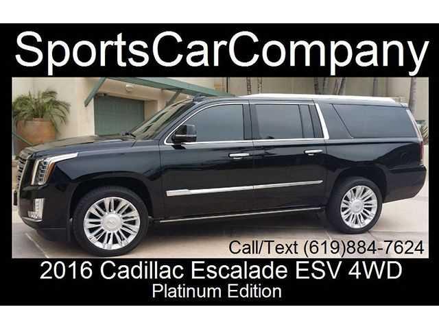 Cadillac Escalade 2016 $69998.00 incacar.com