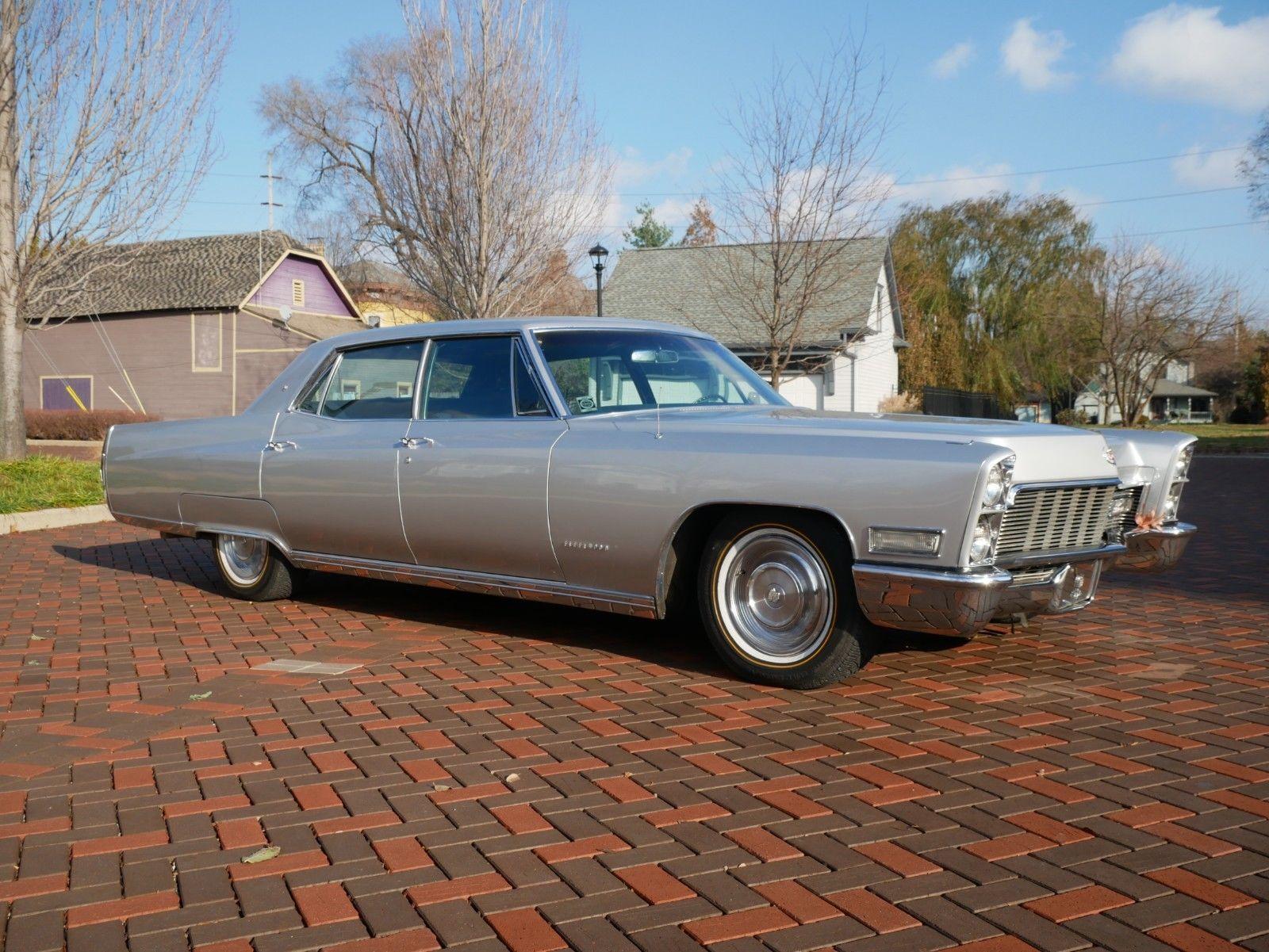 Cadillac Fleetwood 1968 $8000.00 incacar.com