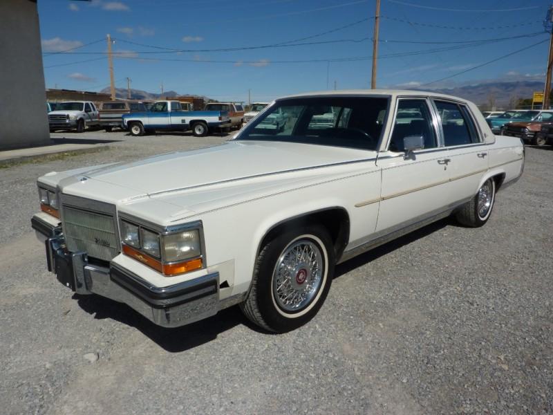 Cadillac Fleetwood 1986 $5999.00 incacar.com