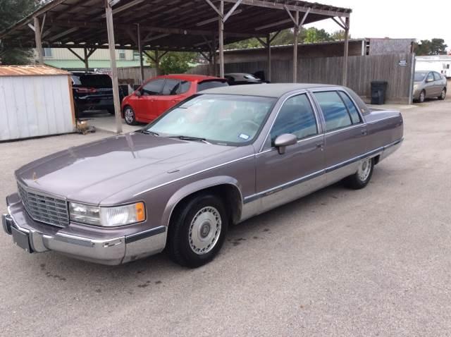 Cadillac Fleetwood 1993 $3950.00 incacar.com