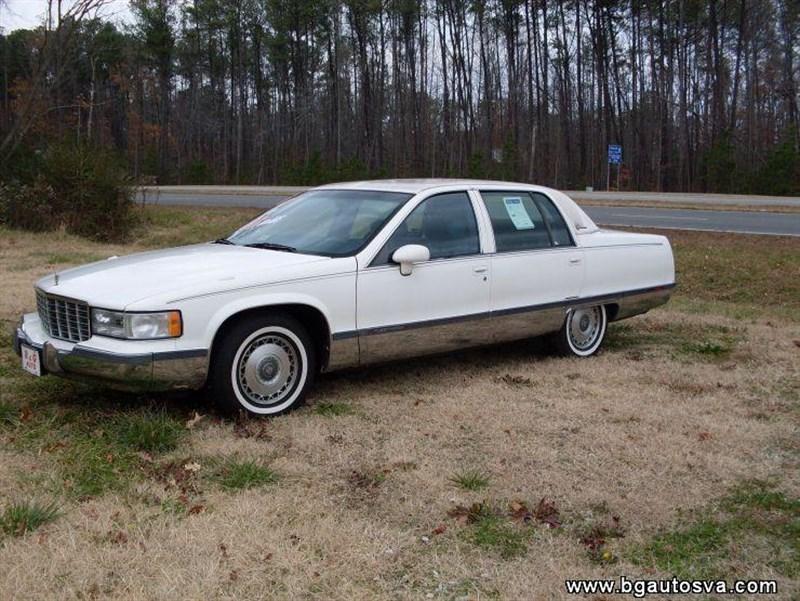 Cadillac Fleetwood 1994 $4990.00 incacar.com