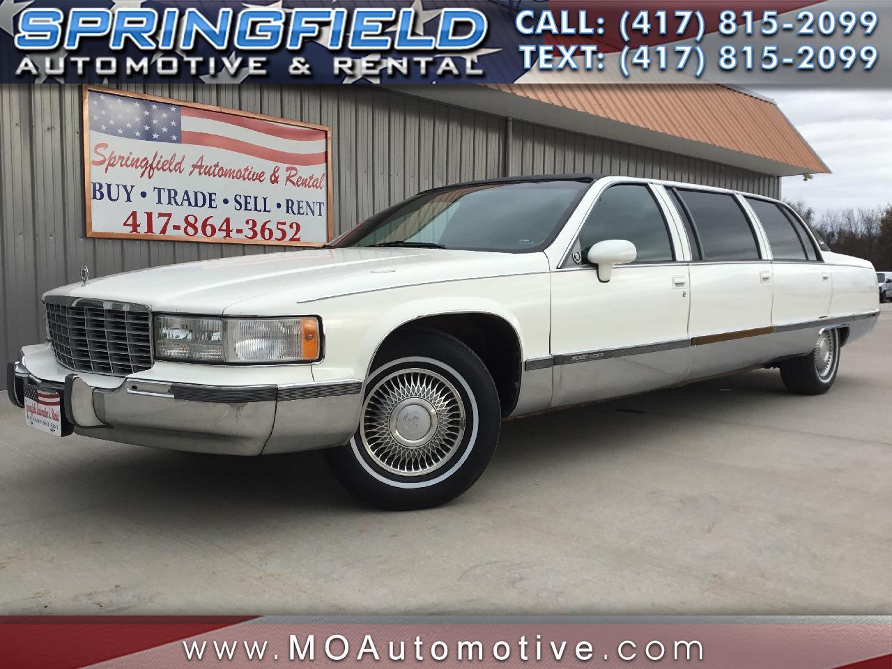 Cadillac Fleetwood 1994 $3990.00 incacar.com