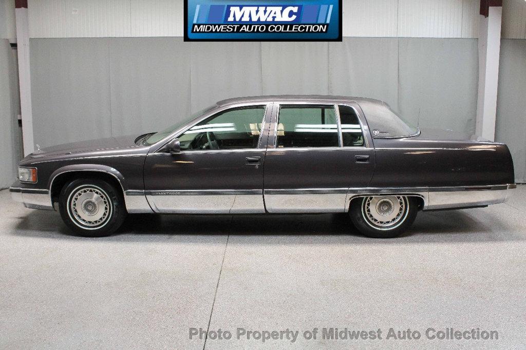 Cadillac Fleetwood 1995 $14995.00 incacar.com