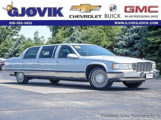 Cadillac Fleetwood 1996 $15900.00 incacar.com