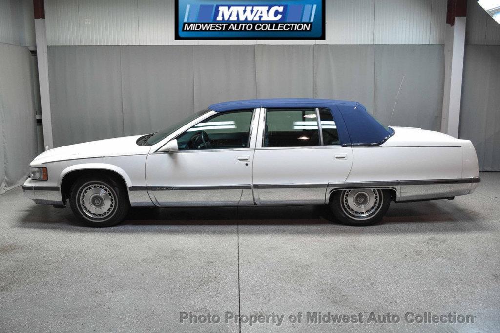 Cadillac Fleetwood 1996 $24995.00 incacar.com