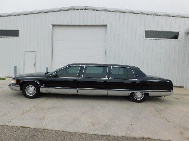 Cadillac Fleetwood 1996 $5995.00 incacar.com