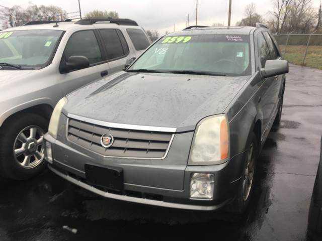 Cadillac SRX 2004 $6500.00 incacar.com