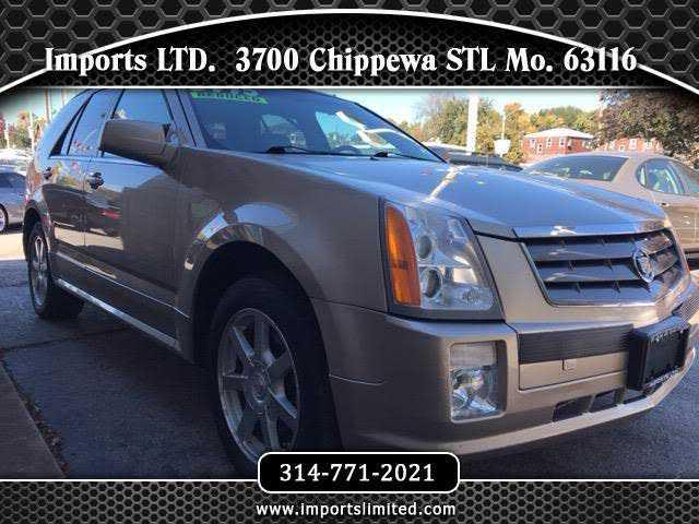 Cadillac SRX 2005 $4995.00 incacar.com