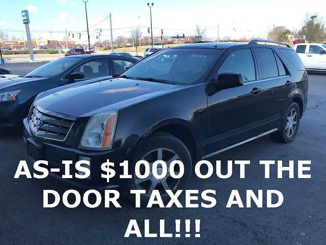 Cadillac SRX 2005 $1000.00 incacar.com