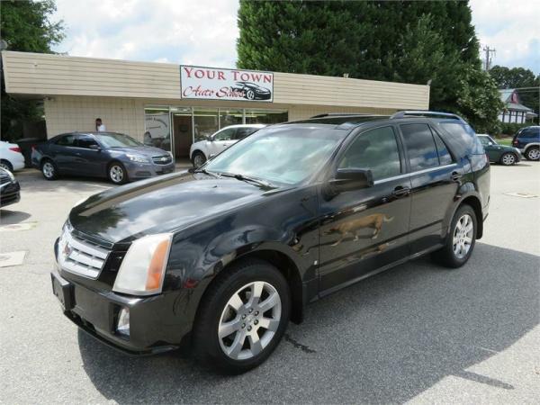 Cadillac SRX 2007 $3295.00 incacar.com