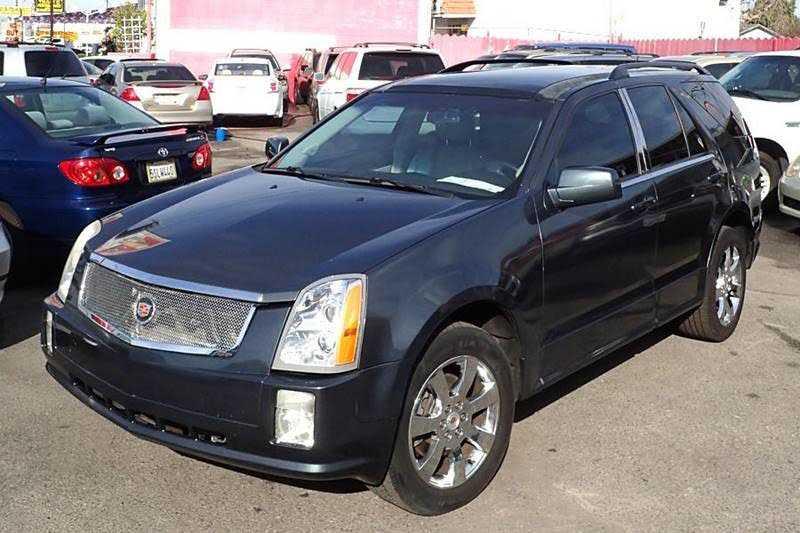 Cadillac SRX 2007 $4995.00 incacar.com