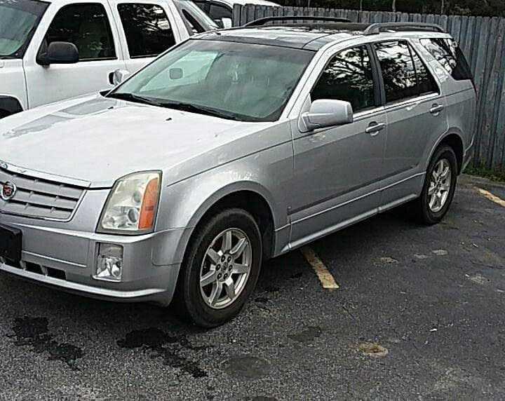 Cadillac SRX 2009 $7856.00 incacar.com
