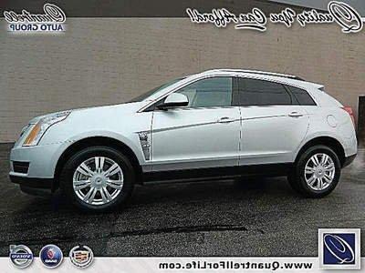 Cadillac SRX 2010 $34787.00 incacar.com