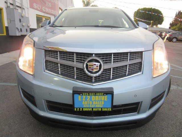 Cadillac SRX 2011 $10988.00 incacar.com