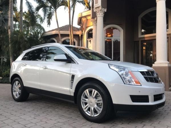 Cadillac SRX 2012 $23456.00 incacar.com