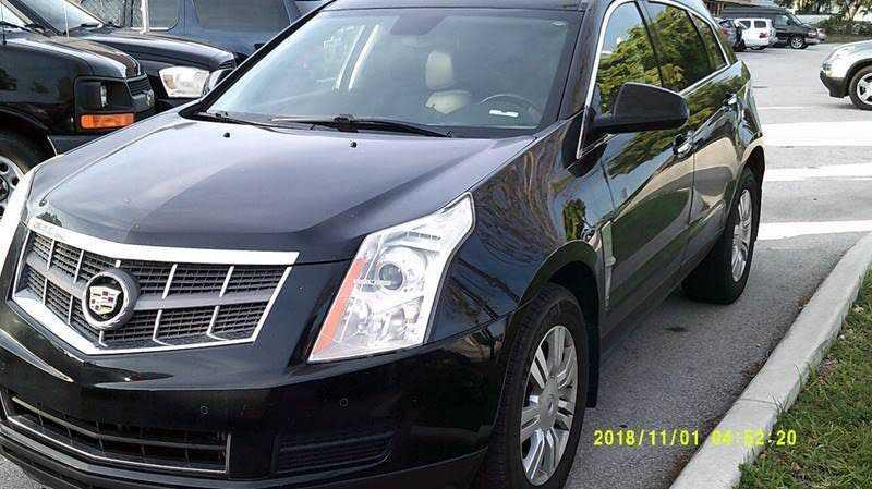 Cadillac SRX 2012 $8950.00 incacar.com