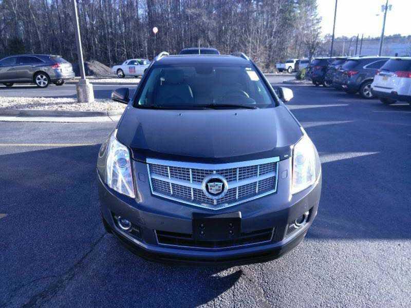 Cadillac SRX 2012 $14388.00 incacar.com