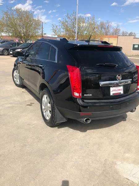 Cadillac SRX 2012 $13500.00 incacar.com