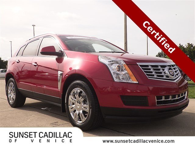 Cadillac SRX 2015 $33899.00 incacar.com